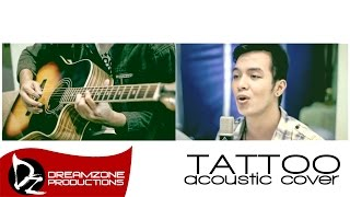 Hunter Hayes - Tattoo (Official Acoustic Video) - Sam Mangubat (Cover)