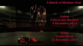 Dead Combo Alive    A Bunch of Teasers   Dezembro 2014 ( R.B & GiGi Boss Edit Vd mix )