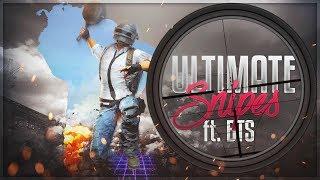 Ultimate Snipes ft.BTS! PUBG Mobile Live Gameplay!