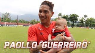 """Rubro-Negro de Rondônia batiza filho de Paollo """"Guerreiro"""""""