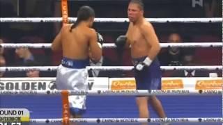 Keith Thurman vs Leonardo Rojas  Full Fight