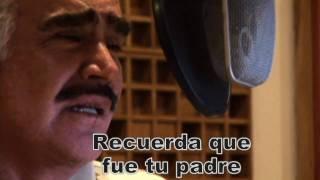 Vicente fernandez - El hombre que mas te amó HD