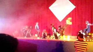 real youth dancers @ urban dance battle 2010