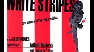 The White Stripes - The Hardest Button To Button. New Orleans 2003. 6/14