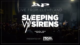 "APTV Sessions: Sleeping with Sirens ""GOLD"" Live from Cleveland"