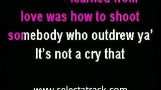 Alexandra Burke - Hallelujah ( Karaoke ).