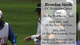 Brendan Steele—2017 UC Riverside Athletics Hall of Famer
