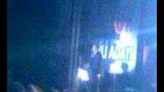 Özcan Deniz live Konseri Kirsehir Ahi carsisi önü