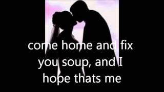 Brad Paisley- I hope thats me Lyrics