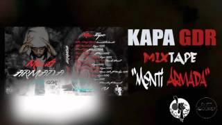 "Kapa GDR - Coraji Fitchadu ""Mixtape Menti Armada"" 11"
