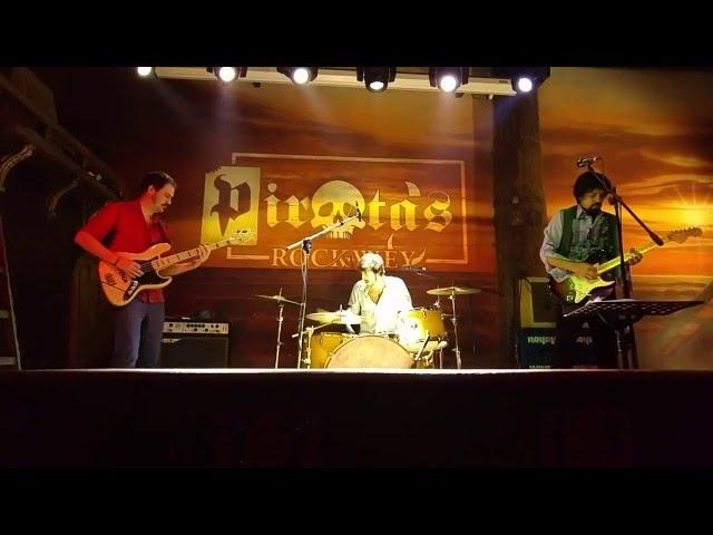 Vídeo de una actuación de The Hendrix Band