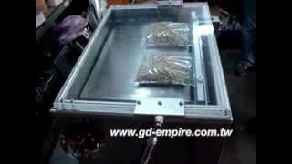Auto Vacuum Packing Machine/ Vacuum Sealing Machine/ Rice Vacuum Packing Machine