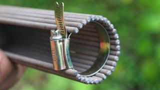 Unique idea for pipe welding...