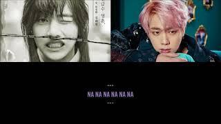 (BTS) V x Jin - Even If I Die, It's You [Legendado PT-BR|HAN|ROM|COLOR CODED]