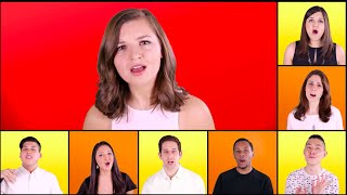 "Don't Let Me Down / Never Forget You - Mashup Cover (A Cappella) - ""Backtrack Battles: ...Backtrack"""