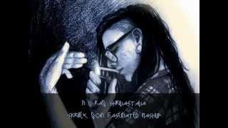 Skrillex Go'in Fascinated - N U Rag Mashup