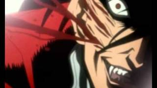 Hellsing AMV -  Disturbed Ten Thousand Fists