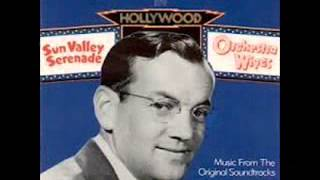 Glenn Miller.  Sentimental journey.