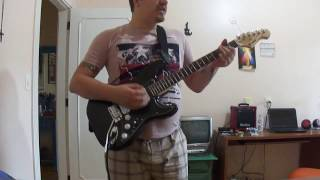 The Red Eye Express (John Sebastian) - Cover by Mad Lee