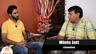 Interview with Mintu Jatt || Comedian || Bittu Chak Wala || Rang Panjab De