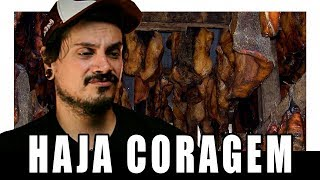 A PIOR COMIDA DO MUNDO - XEPA!