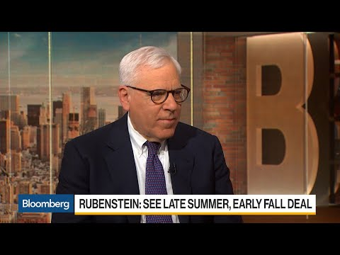 Trump Will Face Pressure to Get China Trade Deal Done: Rubenstein