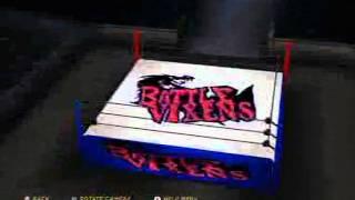 WWE 12 BATTLE VIXENS ARENA.avi