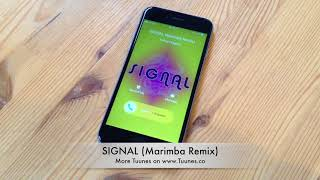 Signal Ringtone - TWICE Tribute Marimba Remix Ringtone - For iPhone & Android