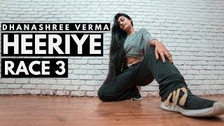 HEERIYE RACE 3 | SALMAN KHAN | JACQUELINE FERNANDEZ | DHANASHREE VERMA