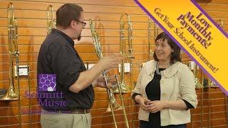 "Schmitt Music's ""Better Than Rent"" Instrument Trial Purchase Plan – it's better than renting!"