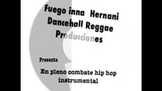 En pleno combate (Hip hop instrumental)