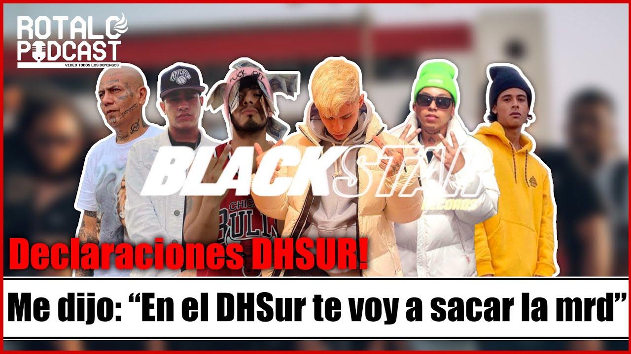 BLACKSTAR RECORDS ACLARA EL PROBLEMA EN EL DHSUR