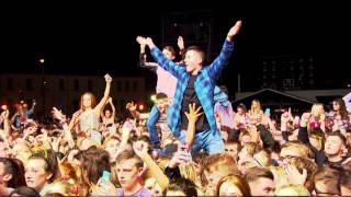 Afrojack - Turn Up The Speakers (Live from MTV Crashes Derry-Londonderry 2014)
