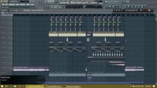 Bvrnout x VOVII - Apache (Mycko FL Studio 11 Remake) (Trap Nation FLP)