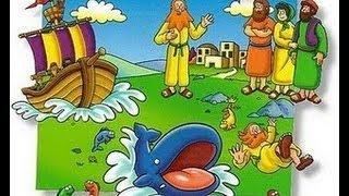 Godfy La Historia de Jonás Musica Infantil Cristiana