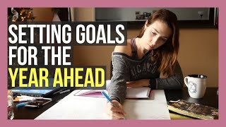 Year End Review & Setting Goals for 2017 - My Process for Creating Your Dream Life!