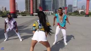 Shatta Wale X DJ Flex - Chop Kiss|| Choreography || Dance by RELOAD DANCE CREW ||CHINA