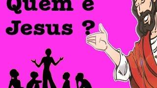 Quem é Jesus? - Crianças Diante do Trono (LEGENDADO)