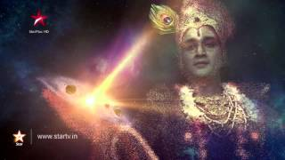 Krishna reveals his Vishwaroop to Arjun