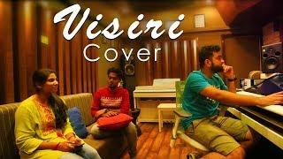 Visiri (Cover Video) Enai Noki Paayum Thota | Harish Mahendran | Padmaja Sreenivasan