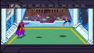 X-Men Arcade  cheesy dialogue compilation PSN and XBOX Live Arcade