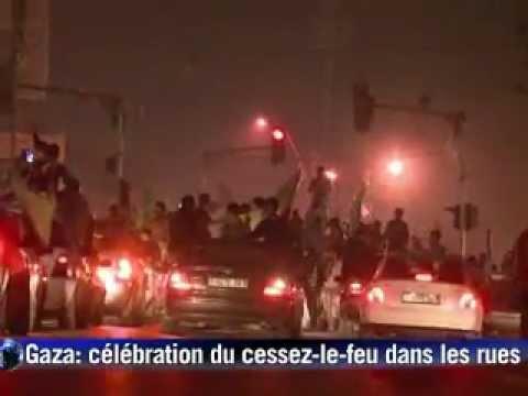 Gaza célèbre le cessez-le-feu