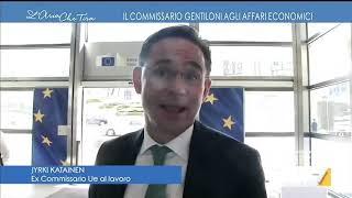 Paolo Gentiloni nuovo Commissario agli Affari Economici e Monetari