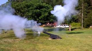 1812 Overture with Real Cannon