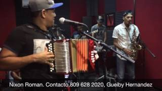 Nixon Roman - Por la Mañanita Live