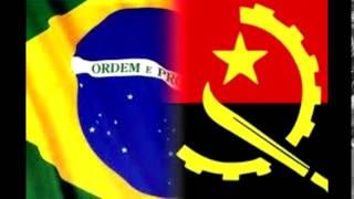 DJ W Imperador - Angola & Brasil Funk Afro House