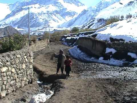 Jomsom Trek Day 1-4 – Nepal