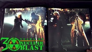 DIMMU BORGIR - Unboxing 'Forces Of The Northern Night' (OFFICIAL TRAILER)