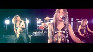 """Guns of Glory - """"Sisters of Sin"""" Pure Rock Records"""