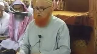 Aalami Markaz DAWAT E TABLEEGH (Markaz Nizamuddin, Delhi INDIA)LIVE MOULANA MKKI (KSA)